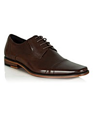 Daniel Brown Wareham  Leather Lace Up