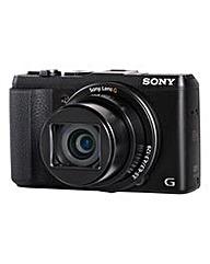 Sony DSC-HX60 Camera Black 20.4MP