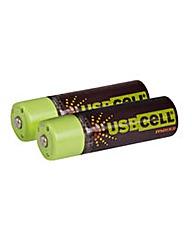 Moixa AA Rechargeable Battery x 2