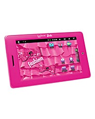 Lexibook Barbie Tablet 4Gb WiFi 7 inch