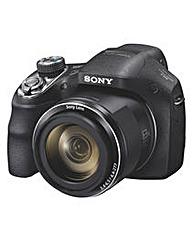 Sony DSC-H400 Bridge Camera 20MP 63xZoom