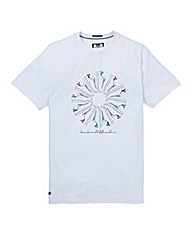 Weekend Offender Trainer Wheel T-Shirt L