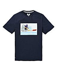 Weekend Offender Train Spotter T-Shirt L
