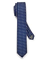 Kensington Skinny Spot Tie