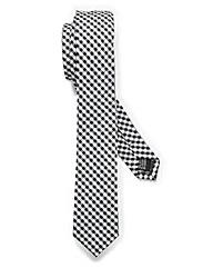 Kensington Skinny Gingham Tie