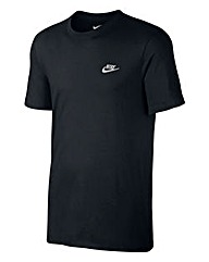 Nike Embroidered Club T-Shirt