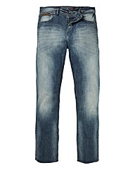MISH MASH 1984 FLOYD DARK WASH JEAN 33IN