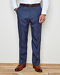 Farah Easy Stretch Twill Trousers 31 In