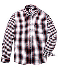 Lambretta Gallows Check Shirt Long