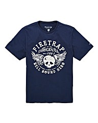 Firetrap Halden T-Shirt Long