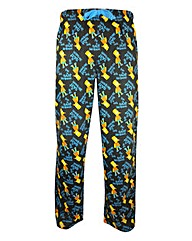 The Simpsons Bart Loungepants