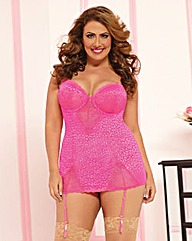 Candy Cat Leopard Chemise