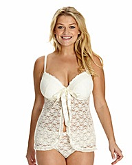 Naturally Close Bella Lace Babydoll