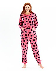 Pretty Secrets MicroFleece Onesie