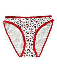 Naturally Close Knicker in a Gift Box