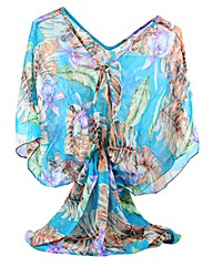 Thomas Calvi Ladies Polyester Kaftan