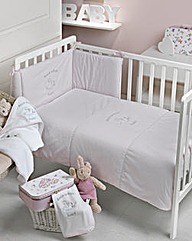 Rock A Bye Baby 2 Piece Bedding Set