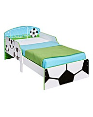 Football Toddler Bed