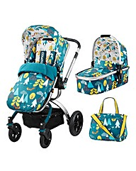 Cosatto Ooba Travel System Foxtale