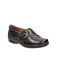 Clarks Womens Evianna Boa Wide Fit