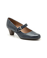 Clarks Womens Fearne Dew Wide Fit