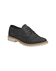 Clarks Womens Griffin Maddy Wide Fit