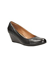 Clarks Womens Brielle June Wide Fit