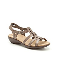 Clarks Womens Roza Jaida Wide Fit