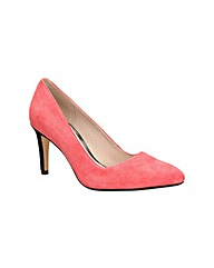 Clarks Womens Dalhart Sorbet Std Fit