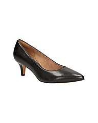 Clarks Womens Sage Copper Standard Fit