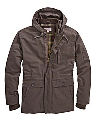 WILLIAMS & BROWN Hooded Jacket