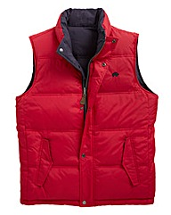 Raging Bull Reversible Gilet