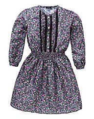 KD EDGE Girls Ditsy Dress (9-13 years)