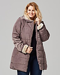 Regatta Sheepskin Collar Parka