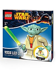 LEGO Star Wars Yoda Torch and Nightlight