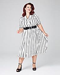 Scarlett & Jo Stripe Dress