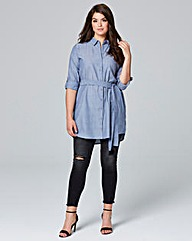AX PARIS SHIRT DRESS