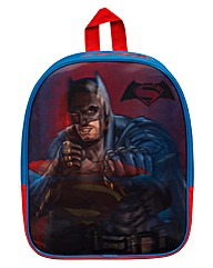 Batman vs Superman Lenticular Backpack