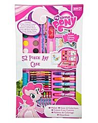 My Little Pony 52 Piece Art Case