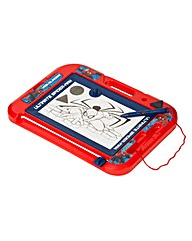 Spider-Man Medium Magnetic Scribbler