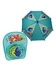 Finding Dory Backpack and Umbrella