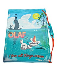 Disney Frozen Olaf Swim Bag
