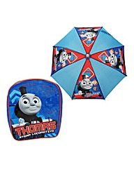 Thomas and Friends Backpack and Umbrella