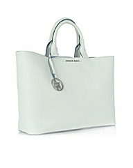 Armani Jeans Emmy Tote White