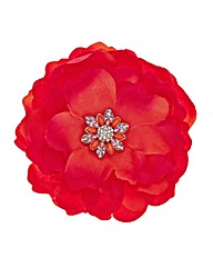 Mood Floral crystal corsage