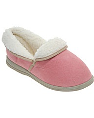 Cosyfeet Snoozy Slipper EEEEEE Fit