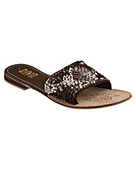 Riva Schooner Womens Sandals