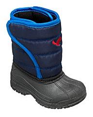 Chipmunks Scott boot