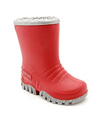 Start-rite Baby Mud Buster Red Fit F
