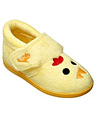 Chipmunks Tweet Chick Slipper